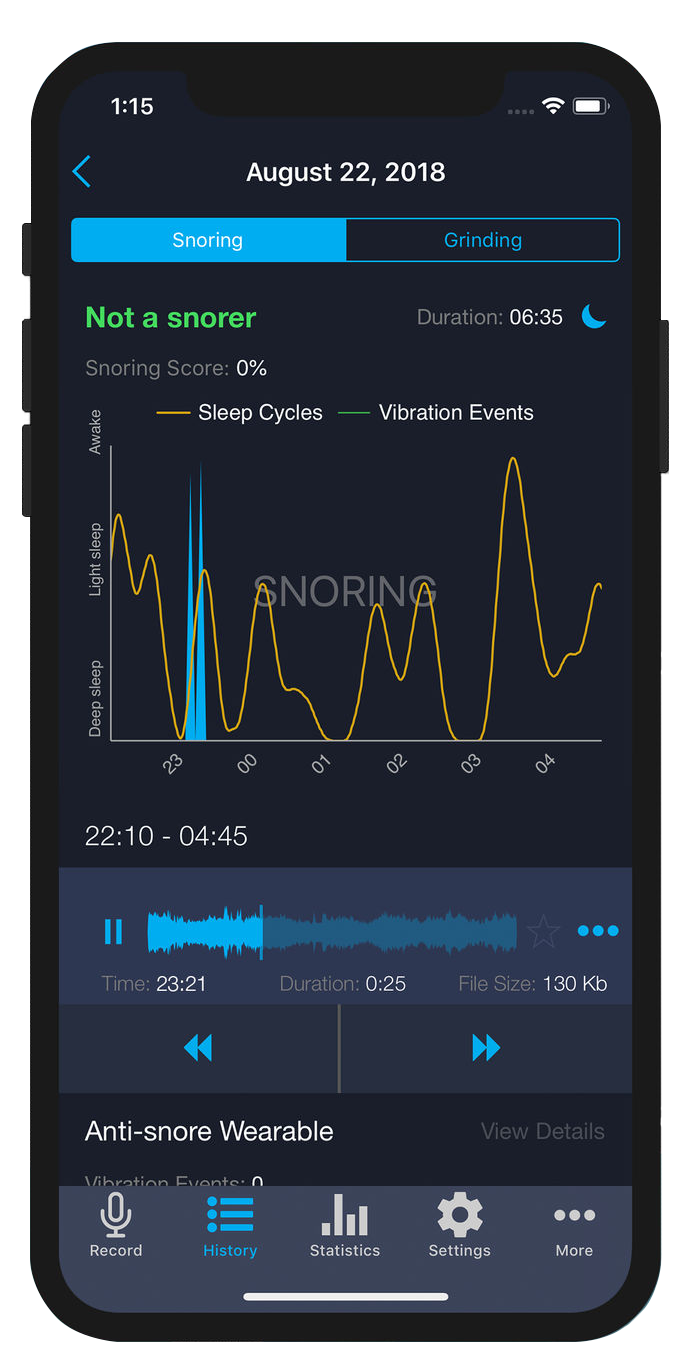 do-i-snore-or-grind-app-screen