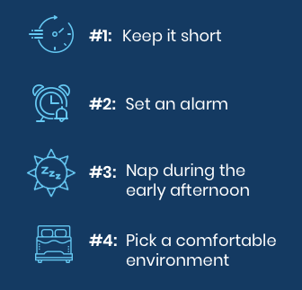 tips for napping
