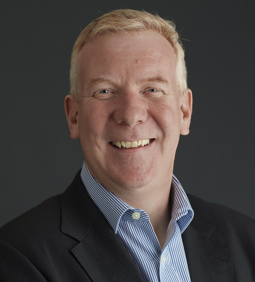 Colin Lawlor, Chief Executive Officer